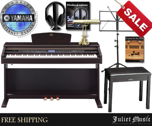 Yamaha Arius Digital Piano BUNDLE