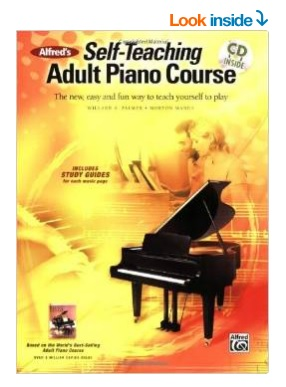 Adult Beginner Piano Books 82