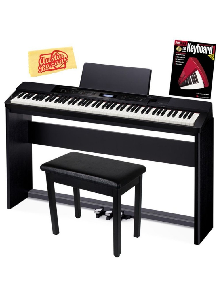 best casio privia pianos