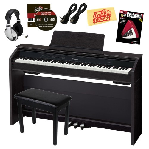 Casio Privia PX-850 Digital Piano Bundle