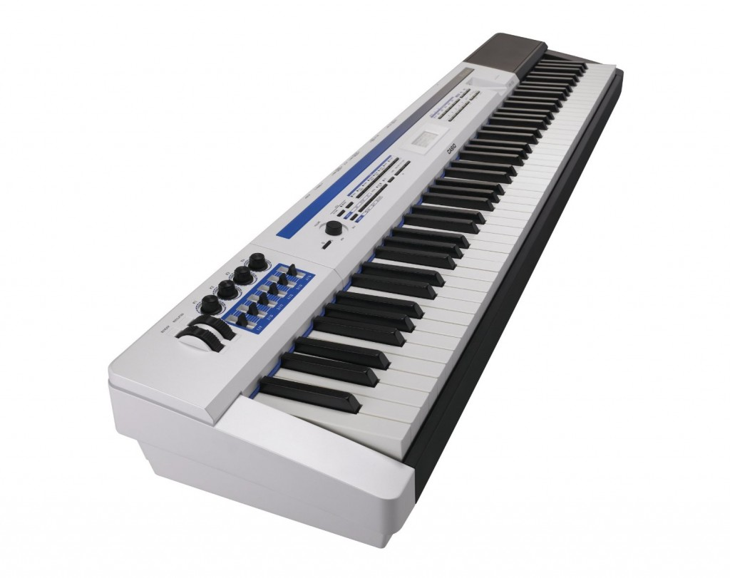 professional casio privia stage piano