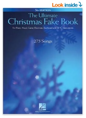 The Ultimate Christmas Fake Book