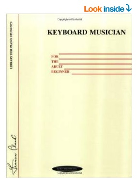 nice piano book for older adult students