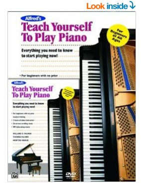 best piano lesson books for adults
