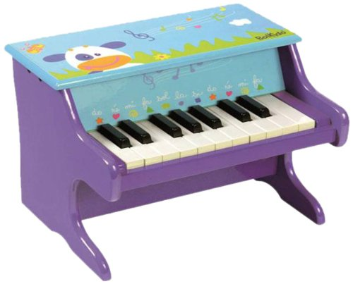 Cute Wooden Toy Piano