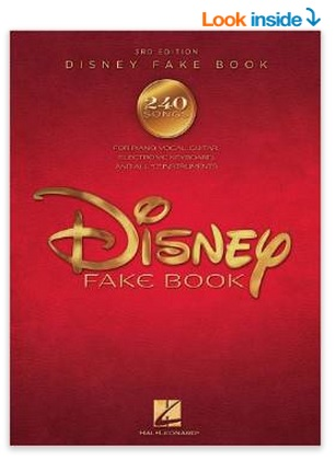 The Disney Fake Book, 3rd Edition