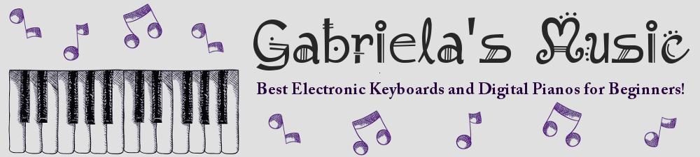Gabriela's Music header image