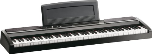 Korg SP170SBK 88 Key Digital Piano Keyboard Black