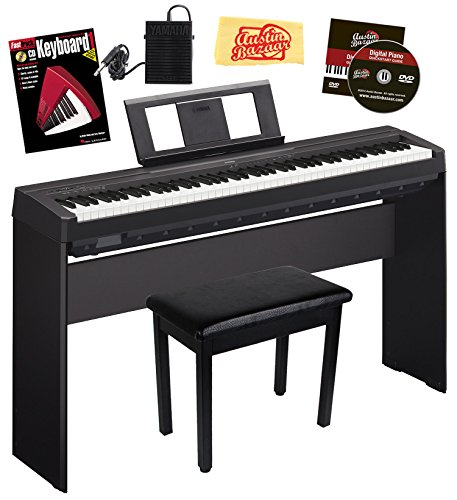 Yamaha Digital Piano Bundle