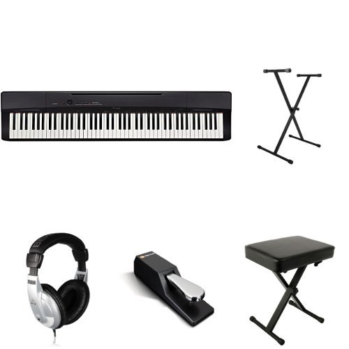 Casio Privia 88 Keys Piano Bundle