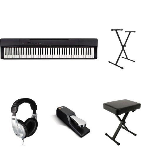 Casio Privia 88 Keys Piano Bundle