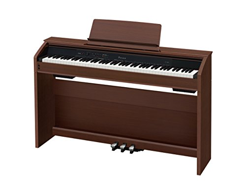Casio PX-860 Privia Digital Home Piano, Brown