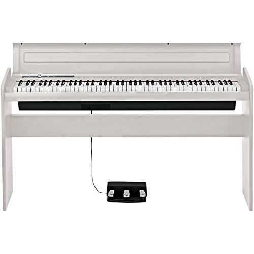 Gorgeous Korg 88 Key Piano White