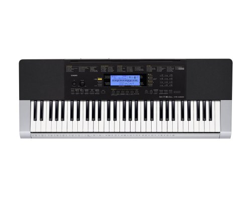 Casio 61-Key Touch Sensitive Personal Keyboard