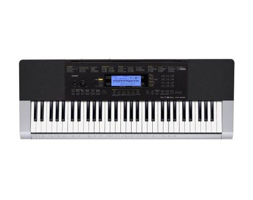 Casio 61-Key Touch Sensitive Personal Keyboard
