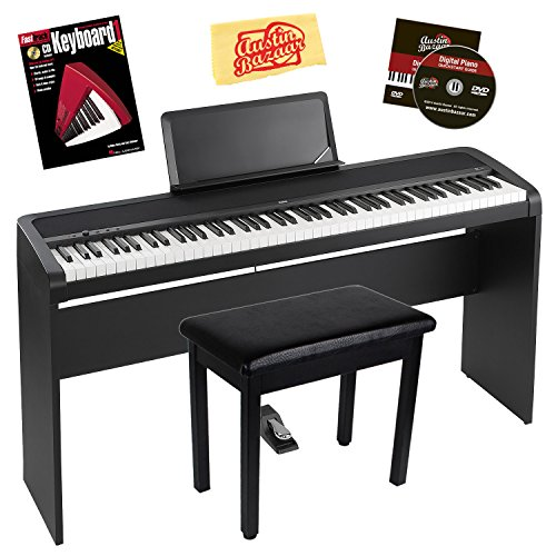 Korg Digital Piano Bundle
