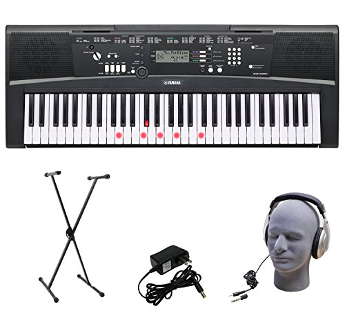Cool Yamaha Piano Keyboard Package for Beginners