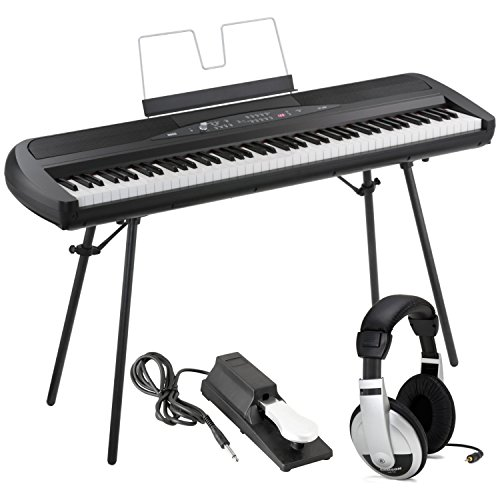 KORG Digital Piano 88 Key Bundle